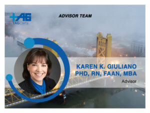 Clinical Advisor, Board of Advisors - TAGCarts